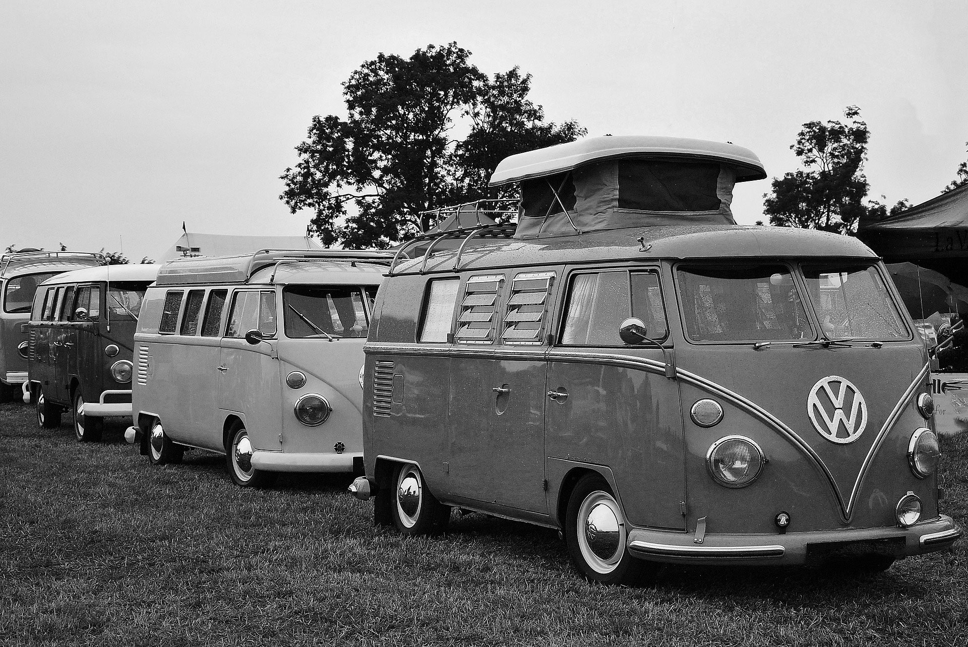 Stokers VW Camper